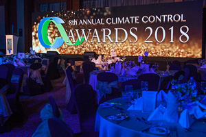 Highlights from the 2018 Event | Climate Control Awards